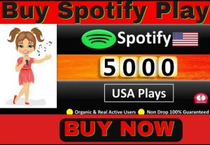 Provide Non-Drop ORGANIC 1000+ Worldwide Artist Or Playlist Followers, Real Active Users.