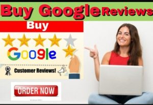 Get Quality & Real 5 GOOGLE REVIEWS