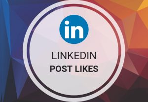 send you 100+ linkedin post likes OR share OR connections