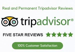 I WIll Provide You 5 Real and Permanent TripAdvisor Reviews