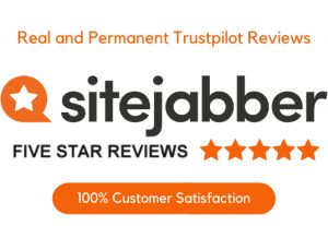 I Will Provide You 5 Real and Permanent SiteJabber Reviews