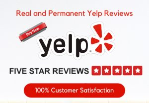 I Will Provide You 2 Real and Permanent Yelp Reviews