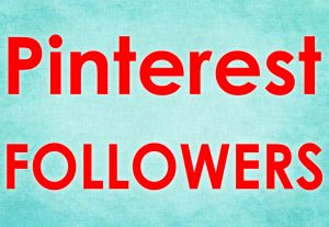 Add 1000+ permanent Pinterest followers to your account to rocket SEO