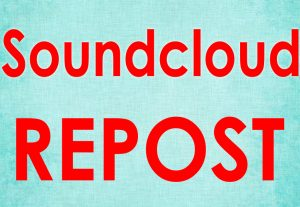 Provide 1000+ Real Soundcloud Reposts to your awesome music