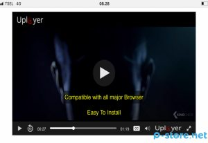 Uplayer Plugin For WordPress (RapidVideo, Google Photos, Google Drive, OpenDrive, Youtube, Mp4, etc)