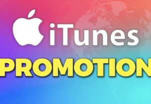 I will promote your itunes, apple music to millions of USA audience