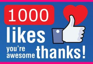 I will Provide you 1000 Facebook Likes
