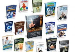 I will give you 100 Business & Marketing Ebooks with resell rights