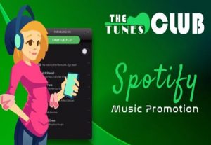 Get 1000 Spotify Plays or Streams For Your Music