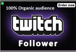 Instant Start 3000+ Twitch Followers