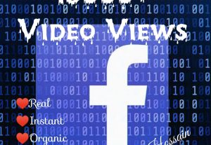 Promote your Facebook Post with 15000+ Video Views at Instant with High quality Promotions,Real and 100% Organic.