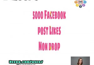 Provide 5000+ Facebook Post Likes Instantly