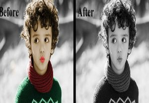I will realistically colorize your black and white image perfectly