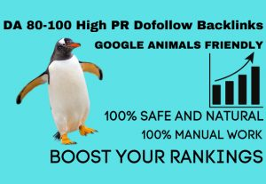 I will build 50 high quality backlinks