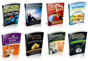 I will give you 100 private label rights ebooks