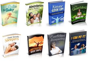 I will give you 100 self help ebooks with resell rights