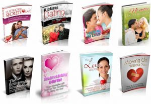 I will give you 100 dating and relationship ebooks MRR