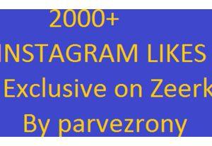 SUPAR FAST 2000 INSTAGRAM LIKES HIGH QUALITY