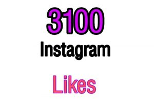 Add 3100+ Instagram likes instant & lifetime guaranteed