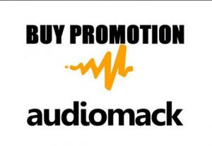 Do 500K Audiomack Plays  with some like Hottest Promotion