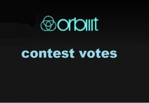 I will give you 100 Orbiiit votes on your contest for only $10