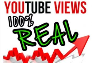 give you 10,000 youtube views High Quality Non Drop