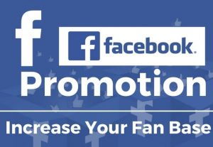 I will provide facebook promotion for your website or product