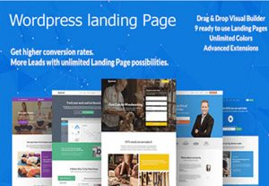 I will create or design your professional Landing Page or Sales funnel page