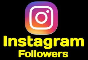 I will provide you 500+ Instagram Followers Instant, lifetime guaranteed, Non-drop, and active user