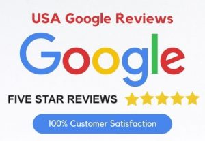I will Provide You 5 USA Google Reviews