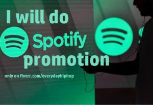 i will promote your shopify and get you play list