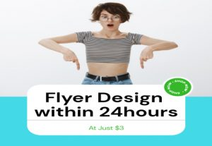 I will make stunning Flyer Designs at just $3