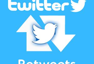I will provide 120 Twitter Retweets in 24 hours