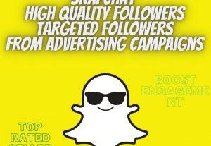Snapchat HQ real targeted followers
