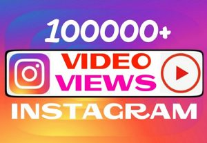 Add 100000+ Instagram views instantly