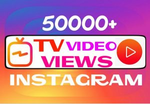 Add 50000+ TV video views instantly