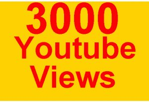 ADD 3000+ YOUTUBE WATCH FOR YOUR YOUTUBE CHANNEL AND 40 LIKES FOR FREE (SUPER FAST)