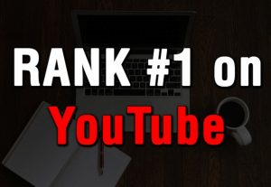 I will Rank Your videos on Youtube 1st page guarantee