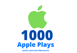 I will add 1000 Apple Plays Lifetime Guaranteed