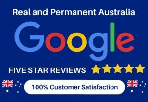 I will Provide You 5 Permanent Female Australia Google Reviews