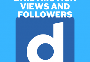 High-quality Dailymotion Followers and views