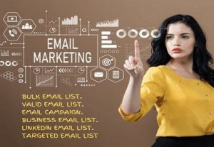 I will give details verified email list marketing and campaign