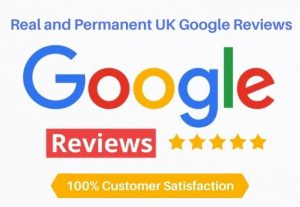 I will Provide You 5 Permanent UK Google Reviews