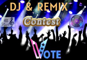 100 DJ & Remix music contest votes and any contest votes with different ips