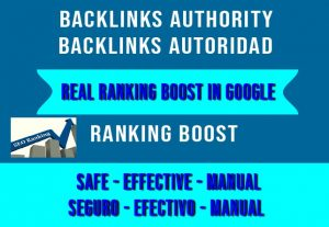 Real Ranking Boost in Google!! $ 35