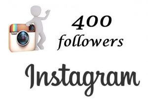ADD 400+ INSTAGRAM FOLLOWERS REAL ORGANIC, HIGH-QUALITY PROMOTION WITH NON-DROP GUARANTEED (SUPER FAST)