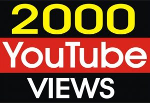 ADD 2000+ YOUTUBE WATCH FOR YOUR YOUTUBE CHANNEL AND 40 LIKES FOR FREE (SUPER FAST)
