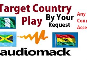Audiomack 10k Target Country Play By Your Request