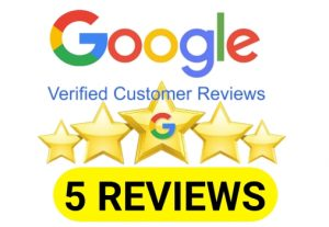 I will Provide You 5 Permanent google review for your business