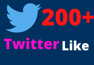 I will provide you 100% non drop Twitter Followers  High Quality